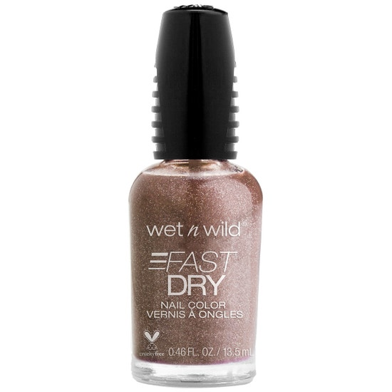Wet n Wild | Fast Dry Nail Color- Counting Karats - Product front facing on a white background