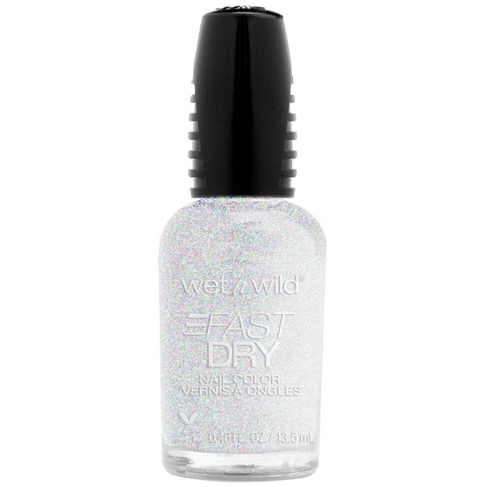 Wet n Wild   Fast Dry Nail Color- Extra-Terrestrial - Product front facing on a white background