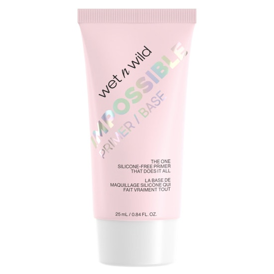 wet n wild | Prime Focus Impossible Primer | Product front facing on a white background