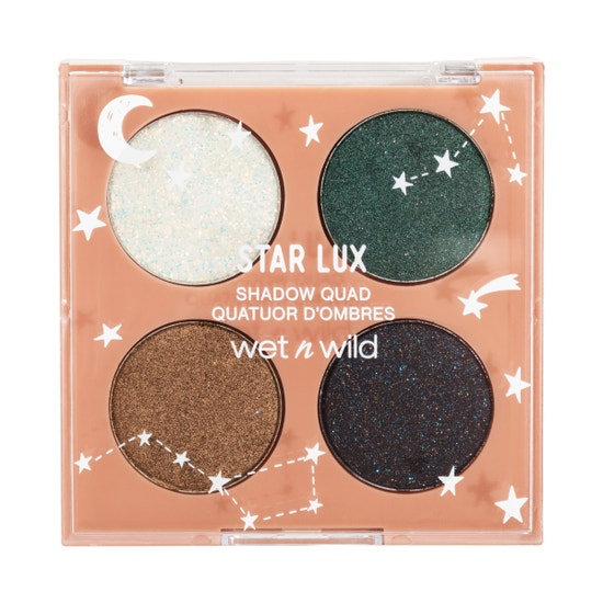 wet n wild | Star Lux Shadow Palette- Earthday Suit | Product front facing on a white background