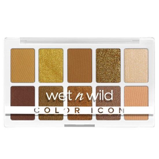 wet n wild | Color Icon 10-Pan Palette- Call Me Sunshine | Product front facing on a white background