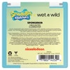 SpongeBob Highlighter | wet n wild | Product back label image, with no background