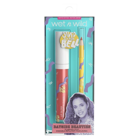 Bayside Beauties Plumping Lip Kit - Jessie  Wet n Wild   Products front facing in packaging, with no background