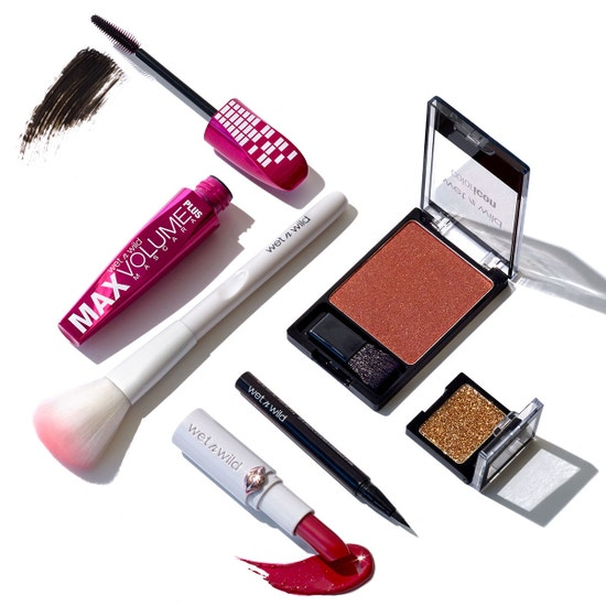 Wet n Wild | WNW Edit - Day to Night - Products laid out on a white background
