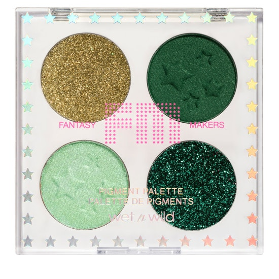 wet n wild | Fantasy Makers Pigment Palette- Mosh Pit | Product front facing on white background