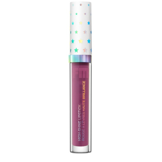 wet n wild   High-Shine Lipstick- Dance Monkey   Product front facing on a white background