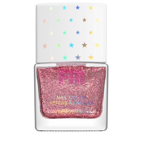 wet n wild | Fantasy Makers Nail Color- Sparks Fly | Product front facing on a white background