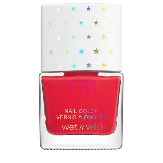 wet n wild   Fantasy Makers Nail Color- Watermelon Fest   Product front facing on a white background