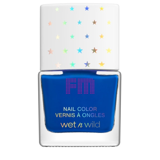 wet n wild   Fantasy Makers Nail Color- Stay Hydrated   Product front facing on a white background