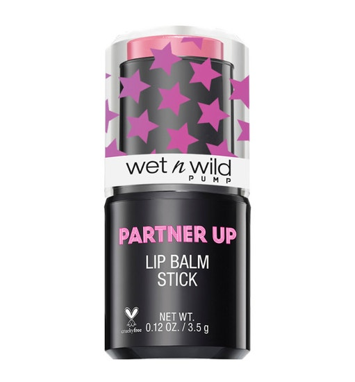 Wet n Wild | Partner Up Lip Balm Stick- Violet Victory - Product front facing on a white background