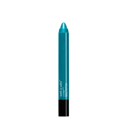 Wet n Wild   Color Icon Multi-Stick- Not So Calm Waters - Product front facing with cap off on a white background
