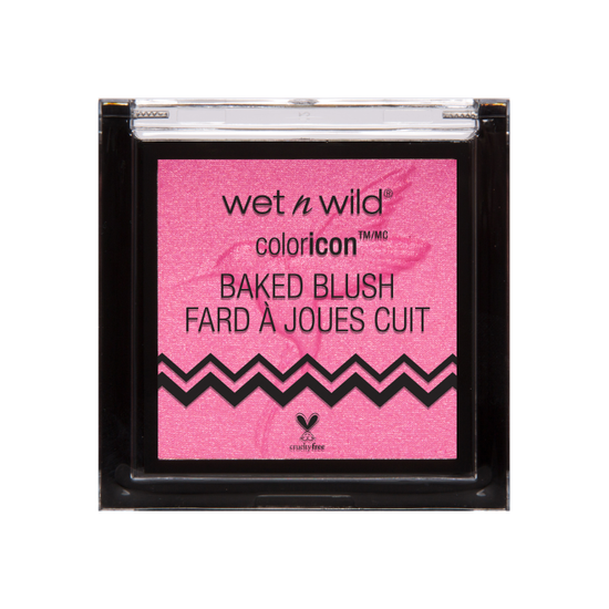 Wet n Wild | Color Icon Baked Blush- Dare to Soar - Product front facing on a white background