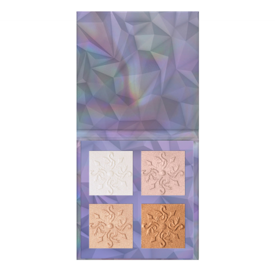 Wet n Wild | MegaGlo Highlighting Palette - Product front facing open on a white background