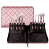 Wet n Wild | 10 Piece Pro Line Brush Set - Products displayed in case in front of case on a white background