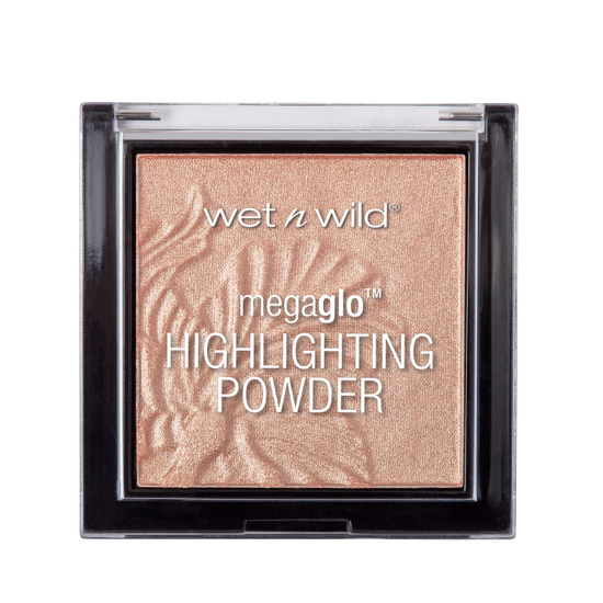 Wet n Wild | MegaGlo Highlighting Powder-Precious Petals - Product front facing on a white background