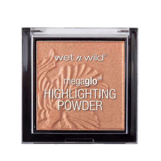 Wet n Wild | MegaGlo Highlighting Powder-Crown of My Canopy - Product front facing on a white background