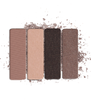 Color Icon Eyeshadow Quad-Silent Treatment
