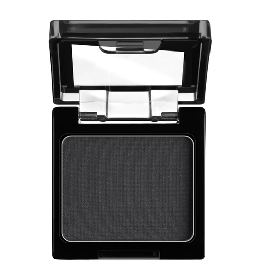 Wet n Wild | Color Icon Eyeshadow Single-Panther - Product front facing with cap off on a white background
