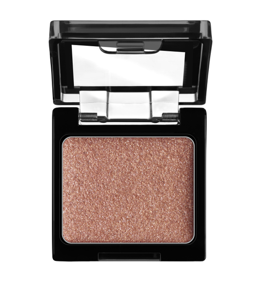 Wet n Wild | Color Icon Glitter Single-Nudecomer - Product front facing with cap off on a white background