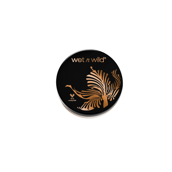 Wet n Wild | MegaGlo Loose Highlighting Powder - Hustle & Glow - Product front facing on a white background