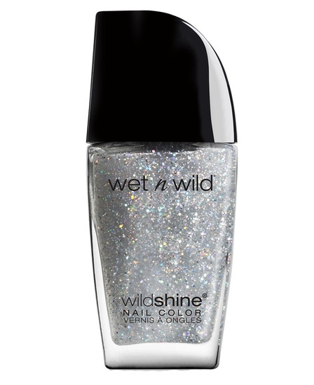 Wet n Wild | Wild Shine Nail Color- Kaleidoscope - Product front facing on a white background