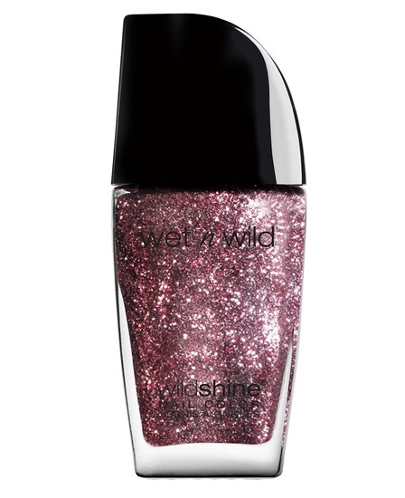 Wet n Wild | Wild Shine Nail Color-Sparked - Product front facing on a white background