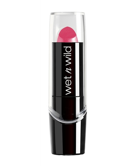 Wet n Wild | Silk Finish Lipstick-Pink Ice - Product front facing on a white background