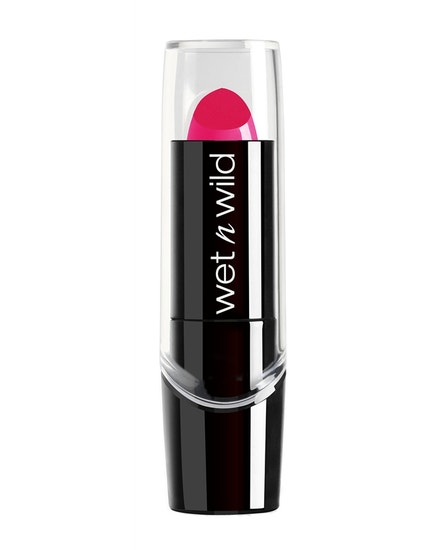 Wet n Wild | Silk Finish Lipstick-Nouveau Pink - Product front facing on a white background