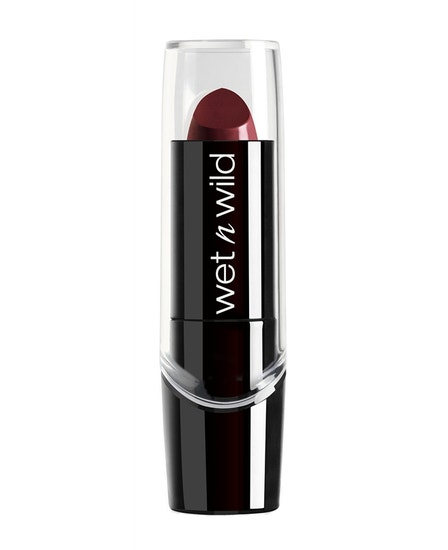 Wet n Wild | Silk Finish Lipstick-Black Orchid - Product front facing on a white background