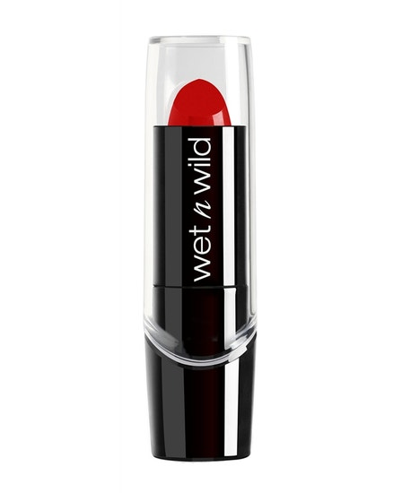 Wet n Wild | Silk Finish Lipstick-Hot Red - Product front facing on a white background