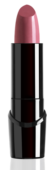 Wet n Wild | Silk Finish Lipstick-Secret Muse - Product front facing with cap off on a white background
