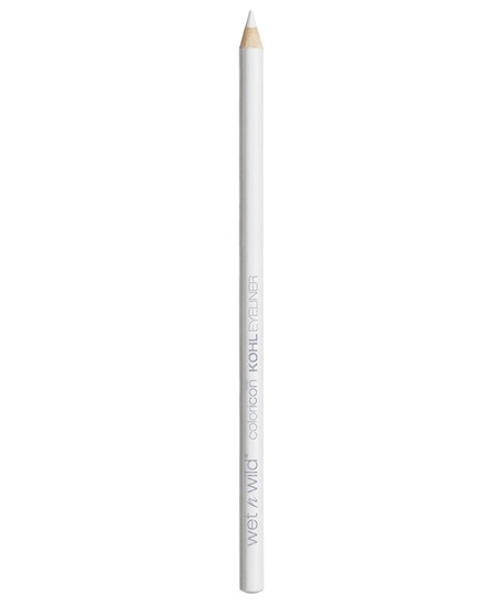 Wet n Wild | Color Icon Kohl Liner Pencil-You're Always White! - Product front facing with cap off on a white background