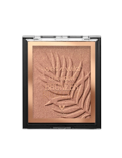 Wet n Wild | Color Icon Bronzer- Palm Beach Ready - Product front facing on a white background