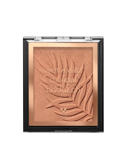 Wet n Wild | Color Icon Bronzer- Ticket To Brazil - Product front facing on a white background