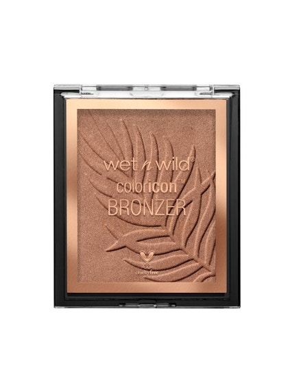 Wet n Wild | Color Icon Bronzer- Sunset Striptease - Product front facing on a white background