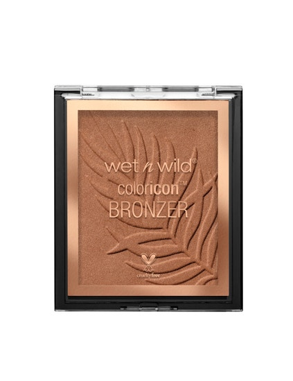Wet n Wild | Color Icon Bronzer- What Shady Beaches - Product front facing on a white background