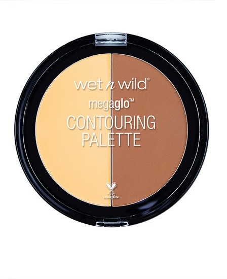 Wet n Wild | MegaGlo Contouring Palette-Caramel Toffee  - Product front facing on a white background