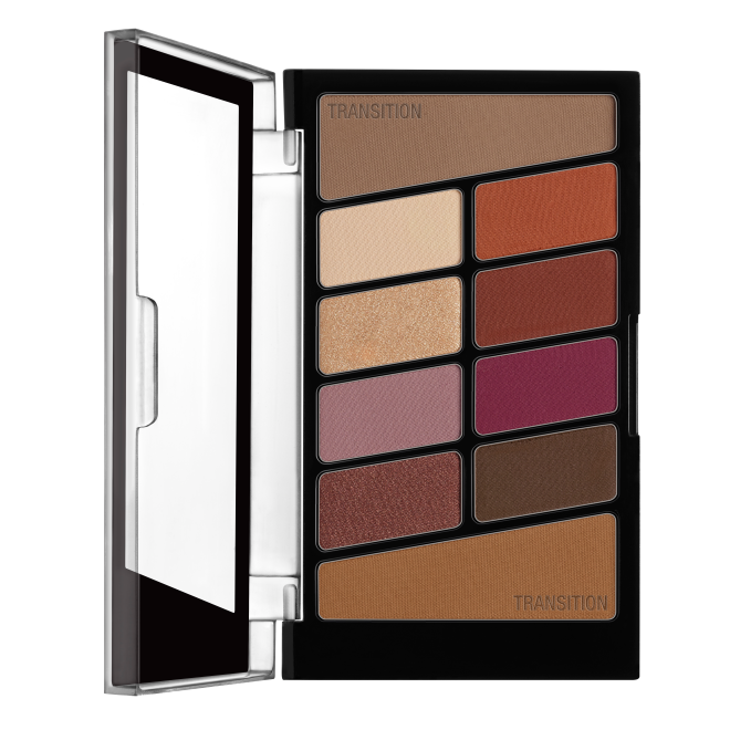 Color Icon Eyeshadow 10 Pan Palette-Rose in the Air