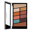Wet n Wild | Color Icon Eyeshadow 10 Pan Palette-Not a Basic Peach - Product front facing with cap off on a white background