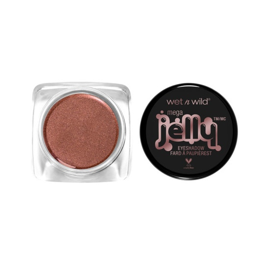 Wet n Wild | Mega Jelly Eyeshadow Pot- Wedding Season - Product front facing with cap off on a white background