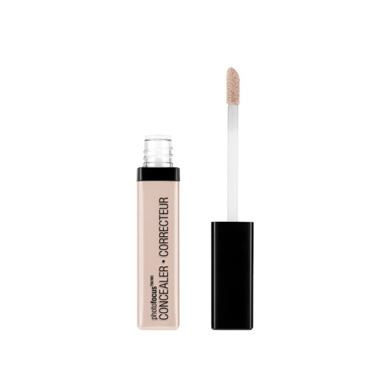 Wet n Wild | Photo Focus Concealer-Fair Neutral - Product front facing with cap off on a white background