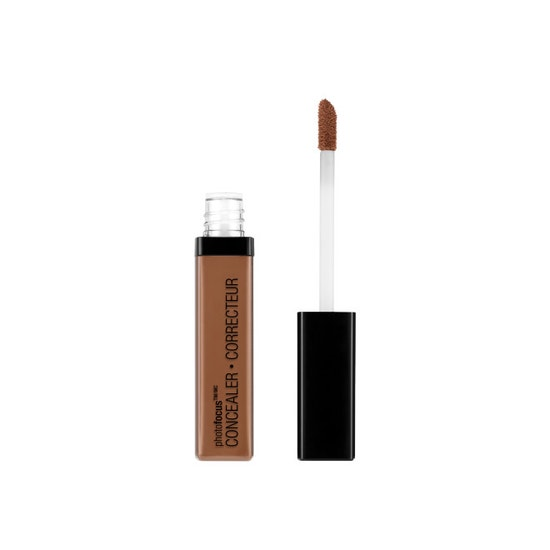 Wet n Wild | Photo Focus Concealer-Dark Hazelnut - Product front facing with cap off on a white background