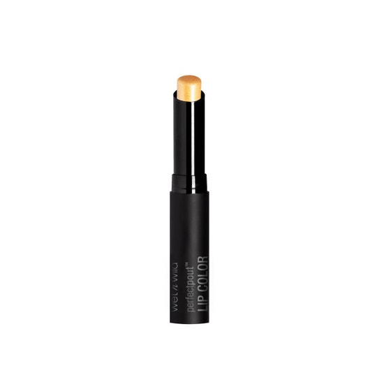 Wet n Wild   Perfect Pout Lip Color- First Place Winner - Product front facing with cap off on a white background