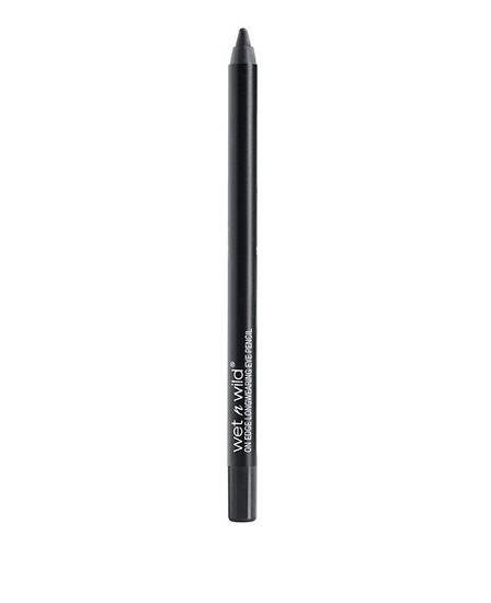 Wet n Wild | On Edge Longwearing Eye Pencil - You're the Yin  - Product front facing with cap off on a white background