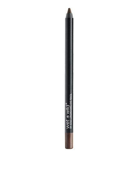 Wet n Wild | On Edge Longwearing Eye Pencil - Wooden You Know - Product front facing with cap off on a white background