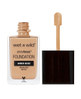 Wet n Wild | Photo Focus Foundation Amber Beige - Product front facing with cap off on a white background
