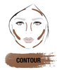 MegaGlo Makeup Stick - Conceal and Contour