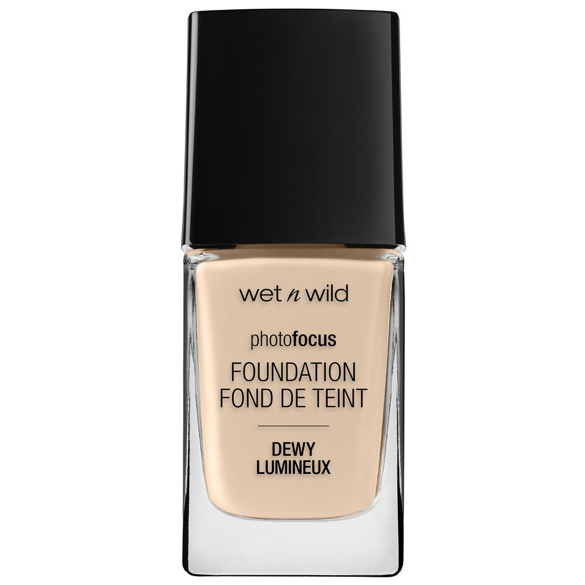 Wet n Wild Photofocus Foundation in Soft Ivory. Follow my
