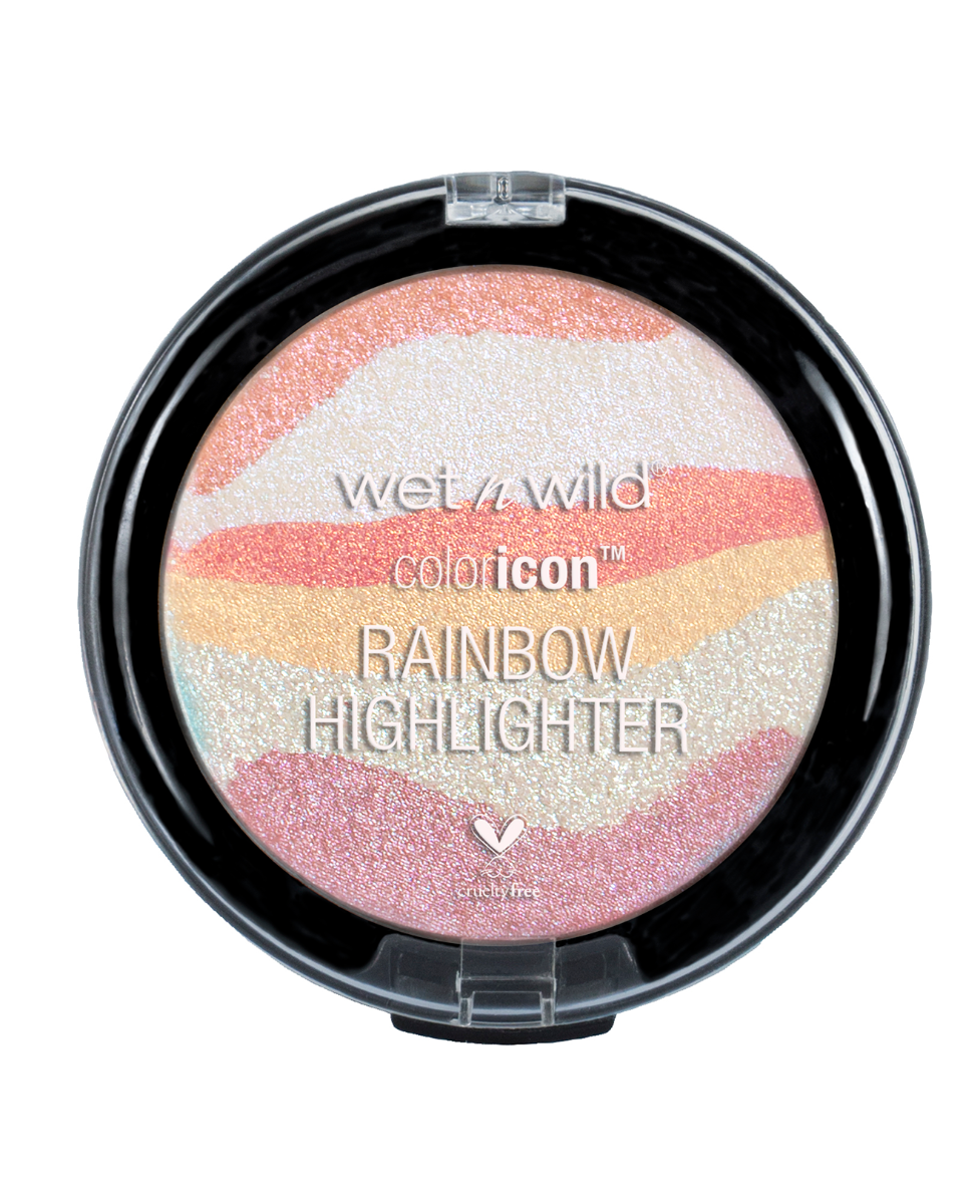 Color Icon Rainbow Highlighter Wet N Wild Beauty