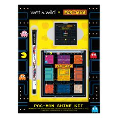 Wet n Wild | PAC-MAN Shine Kit - Product front facing on a white background
